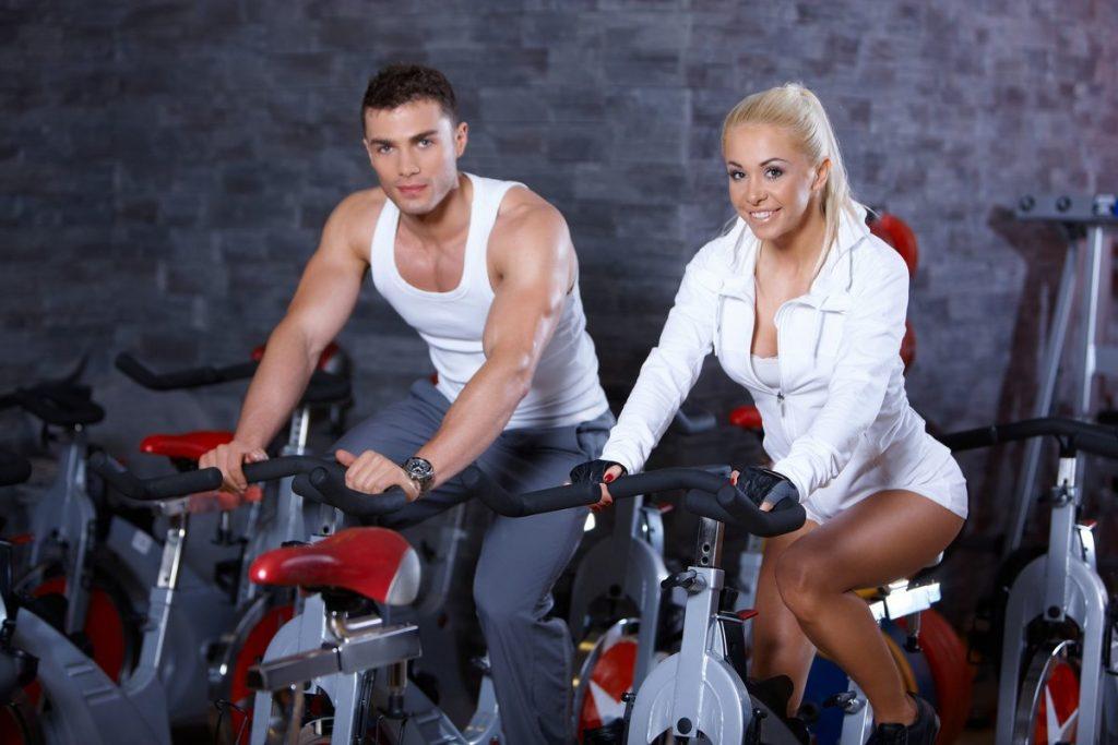 cyclette e erezione